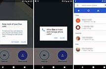 Google Duo đã tích hợp vào lịch sử cuộc gọi Android như FaceTime