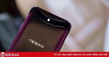 Oppo giới thiệu smartphone cao cấp Find X tại Việt Nam, giá 20,99 triệu đồng