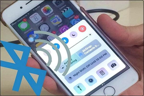 Thủ thuật khắc phục lỗi iPhone không bắt được bluetooth chuẩn nhất