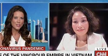 Vingroup đã gây ấn tượng với 11 phút trực tiếp trên CNN