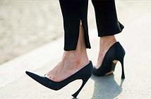 Đi giày cao gót - đau đớn vì cái đẹp