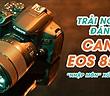 """Trải nghiệm & Đánh giá Canon EOS 850D - DSLR """"nhập môn"""" xứng đáng cho người yêu nhiếp ảnh"""