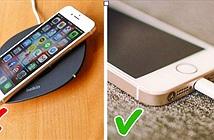 Mẹo sạc pin điện thoại siêu nhanh có thể bạn chưa biết