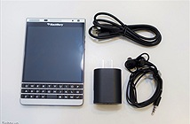 Trên tay BlackBerry Passport Silver Edition chính hãng: 13,5 triệu