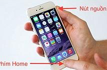 Khắc phục iPhone, iPad không phản hồi