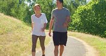 Muốn giảm nguy cơ suy tim, hãy đi bộ 20 phút/ngày