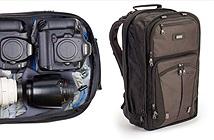 Thinktank giới thiệu balo máy ảnh Shape Shifter Expandable V2 với khả năng thu gọn khi không sử dụng