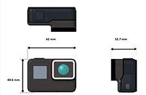 GoPro Hero5 lộ ảnh thực tế