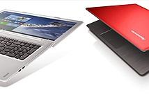 Bộ đôi laptop Lenovo IdeaPad lên kệ giá từ 10,8 triệu