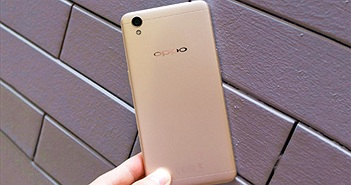 Đánh giá Oppo A37: smartphone cấp thấp lạc giá tầm trung