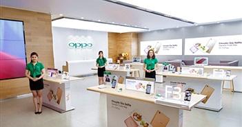 Cửa hàng cao cấp đầu tiên của Oppo tại Việt Nam
