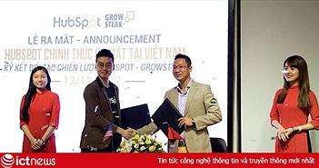 """Hubspot đánh giá startup Growsteak tăng trưởng """"thần tốc"""" tại Châu Á Thái Bình Dương"""