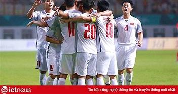 Lịch trực tiếp vòng 1/8 bóng đá nam ASIAD 2018: Việt Nam đối đầu với Bahrain