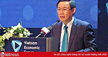 Phó Thủ tướng Vương Đình Huệ: Ngành tài chính đang đứng trước nhiều thách thức trong cuộc cách mạng 4.0