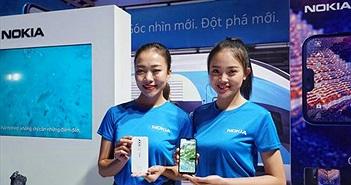 Nokia 6.1 Plus ra mắt thị trường Việt giá 6.590.000 VND