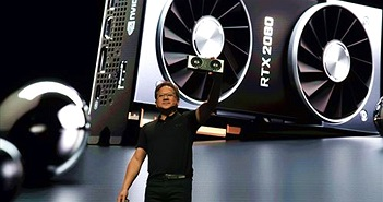 Nvidia ra mắt card đồ họa mới GeForce RTX 2070, RTX 2080 và RTX 2080 Ti: hiệu năng khủng khiếp