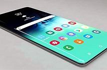 Lạ lẫm ý tưởng Samsung Galaxy Phoenix Edge màn hình cong 5D