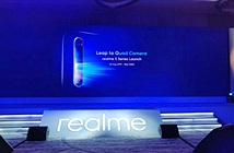 Realme 5 và Realme 5 Pro trình làng với 4 camera sau, giá cực chất
