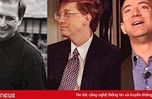 9 dự đoán đúng như thần trong quá khứ của Steve Jobs, Jeff Bezos...