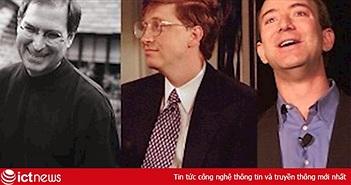 9 dự đoán đúng 'như thần' trong quá khứ của Steve Jobs, Jeff Bezos...
