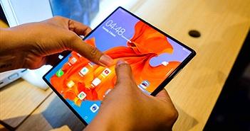 Lý do Huawei hoãn ra mắt smartphone màn hình gập Mate X
