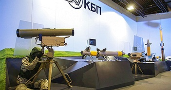 Nga khoe tên lửa chống tăng Hermes tầm siêu xa tại Army Games 2020