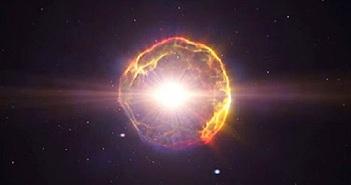 Ngôi sao phát nổ gây đại tuyệt chủng trên Trái đất