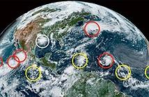 Ổ bão dữ dội bậc nhất hành tinh xuất hiện dự báo đáng sợ cuối năm 2020: Đó là gì?