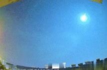 Thiên thạch sáng gấp 900 lần trăng tròn lao qua Trung Quốc