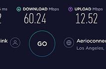 Lộ kết quả thử nghiệm tốc độ mạng Internet vệ tinh do SpaceX phát triển