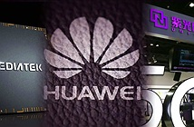 MediaTek: Chưa cười đã khóc vì Mỹ cấm Huawei