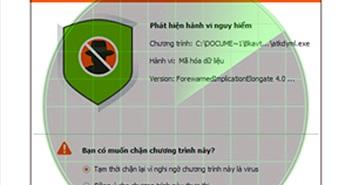 Bkav xử lý virus đòi tiền chuộc miễn phí?