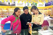 Thế Giới Di Động đang sở hữu tới 501 siêu thị