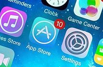 Apple tăng giới hạn tải ứng dụng qua mạng di động lên 150MB