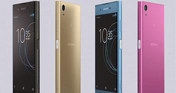 Sony giới thiệu camera phone Xperia XA1 Plus