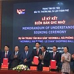 AEON MALL Việt Nam phát triển TTTM 4.000 tỷ đồng tại Hải Phòng