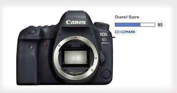 DxOMark: 6D Mark II sở hữu sensor tốt thứ 5 của Canon
