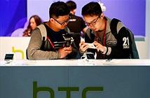 Google mua lại một phần bộ phận smartphone HTC với giá 1,1 tỉ USD