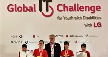 LG tổ chức cuộc thi giúp người khuyết tật châu Á khởi nghiệp với công nghệ