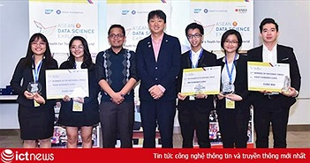 Giới trẻ Việt phân tích dữ liệu giải quyết vấn đề xã hội tại cuộc thi khoa học số ASEAN