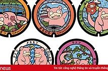 Nhật Bản: Hết bầu Pokemon làm thị trưởng, giờ còn in hình chúng lên nắp cống để quảng bá cho du lịch địa phương