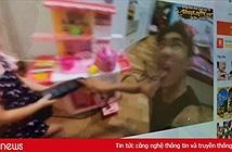 YouTuber Việt làm video hướng dẫn trẻ em nghịch ổ cắm điện