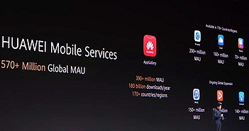 Kế hoạch hất cẳng Google khỏi Android của Huawei có một lỗ hổng
