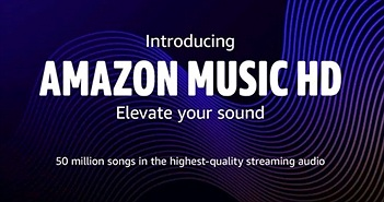 NAD, DALI, Bluesound là bộ ba cán đích đầu tiên cho phép streaming Amazon Music HD