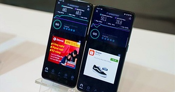Trải nghiệm OPPO Reno 5G trong khuôn khổ lễ công bố phát sóng 5G của Viettel