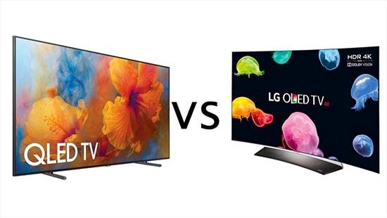 """LG nộp đơn khiếu nại Samsung, cáo buộc """"TV OLED"""" là khái niệm dễ gây nhầm lẫn"""