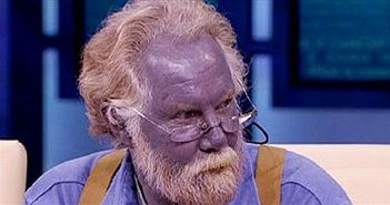 """Gia tộc Fugate: """"Những người ngoài hành tinh"""" với làn da xanh bị cô lập với thế giới hàng trăm năm"""
