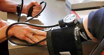 Thang điểm giúp chẩn đoán nguy cơ cao huyết áp