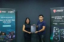 Công ty cổ phần máy tính Vĩnh Xuân chính thức trở thành nhà phân phối MSI Desktop tại Việt Nam