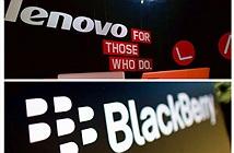 Cổ phiếu BlackBerry tăng giá sau tin đồn Lenovo mua lại